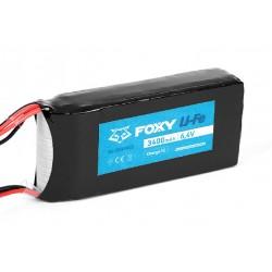 FOXY Li-Fe 3400mAh/6,4V RX
