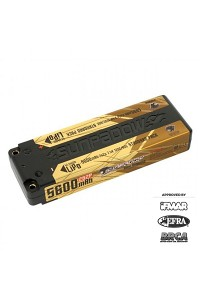 Sunpadow 7.4V 2S 5600mAh 120C/60C LiPo Battery