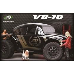 PR SC201 MM (VB-10) Off Road 1-10 2WD Short Course Truck Kit - stavebnice