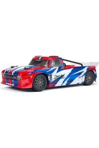 RC auto Arrma Infraction Mega 1:8 4WD RTR - Červená