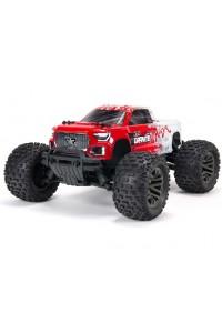 RC auto Arrma Granite 4X4 3S BLX 1:10 4WD RTR - Červená
