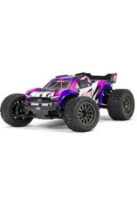 Arrma Vorteks 3S BLX 1:10 4WD RTR  - Fialový