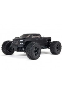 RC auto Arrma Big Rock 3S BLX 1:10 4WD RTR černá