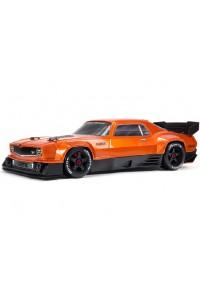 RC auto Arrma Felony 6S BLX 1:7 RTR - oranžová