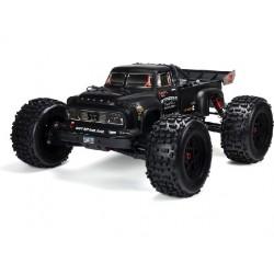 RC auto Arrma Notorious 6S V5 BLX 1:8 4WD RTR - černé