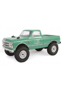 RC auto Axial SCX24 Chevrolet C10 1967 1:24 4WD RTR - zelená