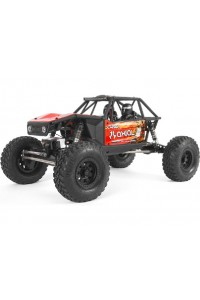 Axial Capra 1.9 4WD 1:10 Unlimited Trail Buggy RTR  -ČERVENÁ
