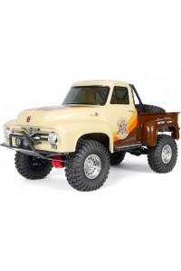 Axial SCX10 II Ford F-100 1955 1:10 4WD RTR - HNĚDÁ