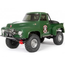 Axial SCX10 II Ford F-100 1955 1:10 4WD RTR - ZELENÁ
