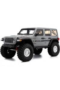 RC auto Axial SCX10 III Jeep JLU Wrangler 1:10 4WD RTR - šedý