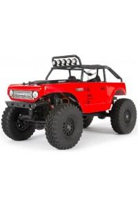 RC auto Axial SCX24 Deadbolt 1:24 4WD RTR - červená