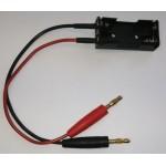 Adaptér pro nabíjení baterií 2xAAA
