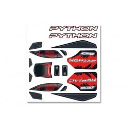 Nálepky PYTHON 6S, 1 ks.