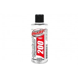 TEAM CORALLY - silikonový olej do tlumičů 200 CPS (150ml)