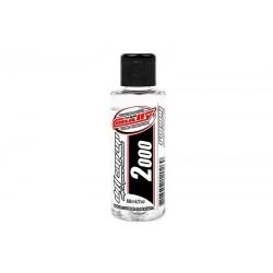 TEAM CORALLY - silikonový olej do diferenciálů 2000 CPS (60ml/2o