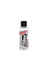 TEAM CORALLY - silikonový olej do diferenciálů 250.000 CPS (60ml/2oz)