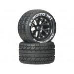 """Duratrax kolo 2.8"""" Bandito MT 2WD zadní C2 černá (2)"""