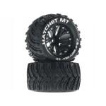 """Duratrax kolo 2.8 """" Hatchet MTOffset černá (2)"""