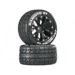"""Duratrax kolo 2.8"""" Bandito ST 2WD zadní C2 černá (2)"""