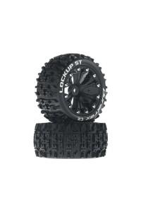 """Duratrax kolo 2.8"""" Lockup ST 2WD zadní černá (2)"""