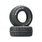 Duratrax pneu Bandito SC On-Road C2 (2)