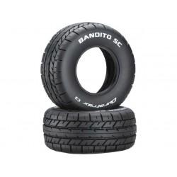 Duratrax pneu Bandito SC On-Road C3 (2)