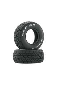 Duratrax pneu Bandito SC-M Oval C3 (2)