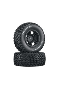 Duratrax kolo Picket SC C2 Slash 4x4/Blitz P/Z (2)