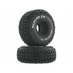 "Duratrax pneu 1.9"" Scaler CR Crawler C3 (2)"