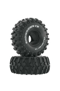 "Duratrax pneu 1.9"" Showdown CR Crawler C3 (2)"