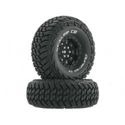 """Duratrax kolo 1.9"""" Scaler CR C3 Crawler černá (2)"""