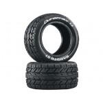 """Duratrax pneu 2.2"""" Bandito ST (2)"""