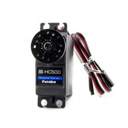 Futaba S-HC500 (13,8kg 0,09s/60°)