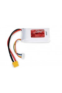 Power Pack LiPo 4/1100 14,8 V 70C XT60