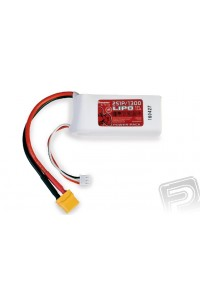 Power Pack LiPo 2/1300 7.4 V 70C XT60