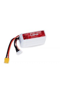 Power Pack LiPo 6/1500 22,2 V 70C XT60