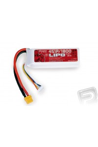 Power Pack LiPo 4/1800 14,8 V 70C XT60