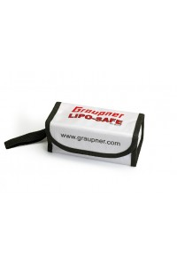 Safety bag - ochranný vak akumulátorů - 16,5x6,5x6,5cm