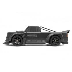 QuantumR Race Truck FLUX 1/8 4WD - Šedivý