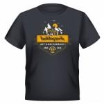 HOBBYTECH TERRA 20Th tričko šedé - pro 12 leté dítě