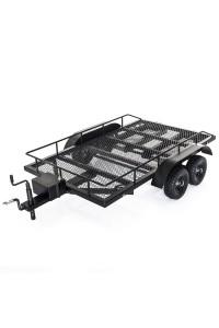 Pracovní a odtahový dvouosý vozík
