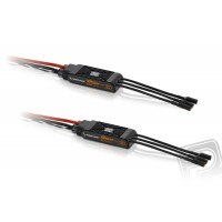 XRotor Pro ESC 3D 40A 2-6S s kabely Dualpack(2 kusy)