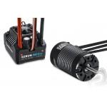 COMBO MAX10 SCT s EZRUN 3660 SL 4600Kv - černý