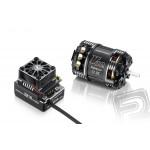 COMBO XR10 PRO černý s XERUN V10 3,5T závitů - G3 - černý