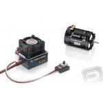 COMBO XR10 JUSTOCK s JUSTOCK 3650 SD 17,5T závitů - G2.1 - černý