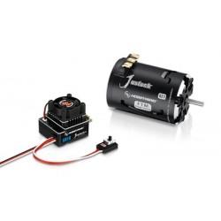 COMBO XR10 JUSTOCK G3 s JUSTOCK 3650 SD 10,5T závitů - G2.1 - černý