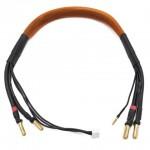 2S černý nabíjecí kabel 400mm, G4/G5