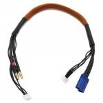 3S černý nabíjecí kabel 400mm, G4/EC5