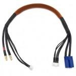 4S černý nabíjecí kabel 400mm, G4/EC5