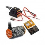 COMBO BRUSHLESS 100Amp WP s 4P 4274SL 2200Kv motorem + programovací karta